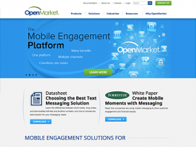 OpenMarket Website